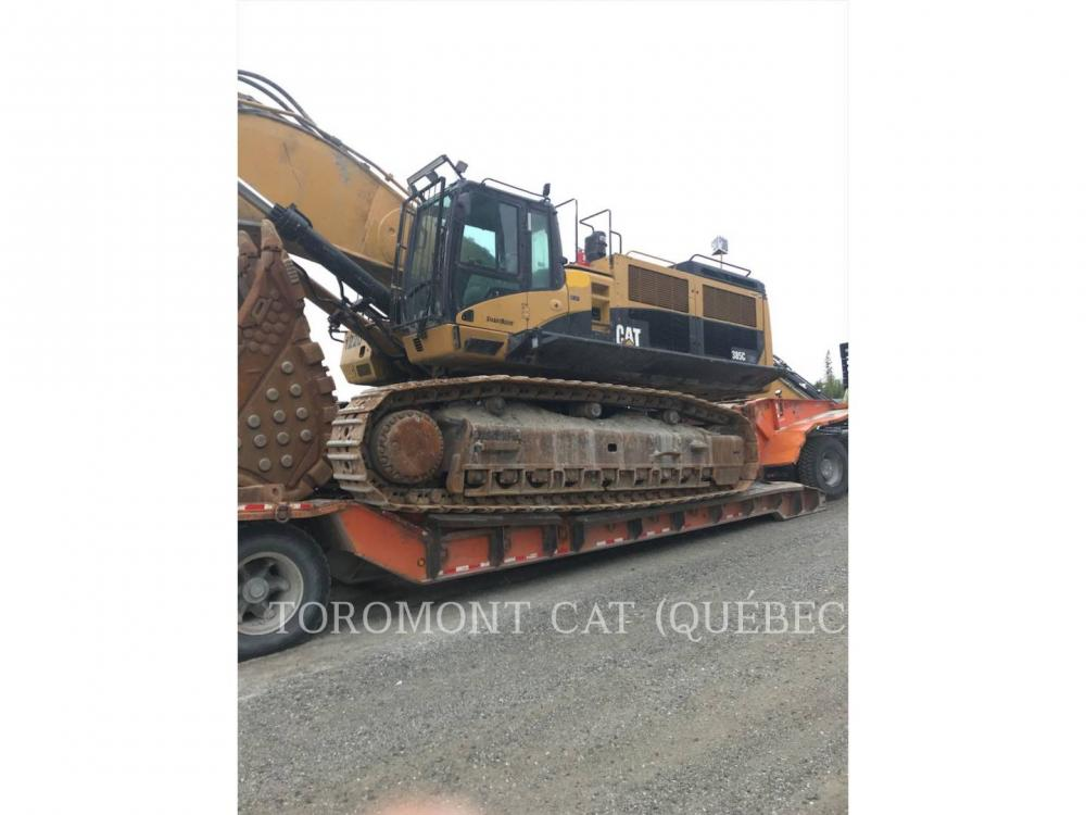 Detail photo of 2008 Caterpillar 385CL from Construction Equipment Guide