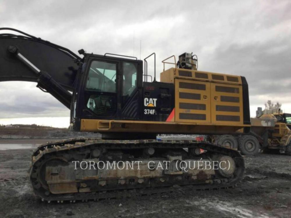 Detail photo of 2014 Caterpillar 374D from Construction Equipment Guide