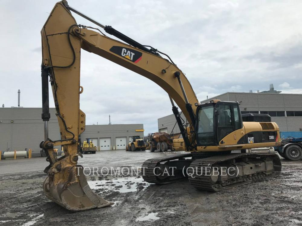 Detail photo of 2009 Caterpillar 336DL from Construction Equipment Guide