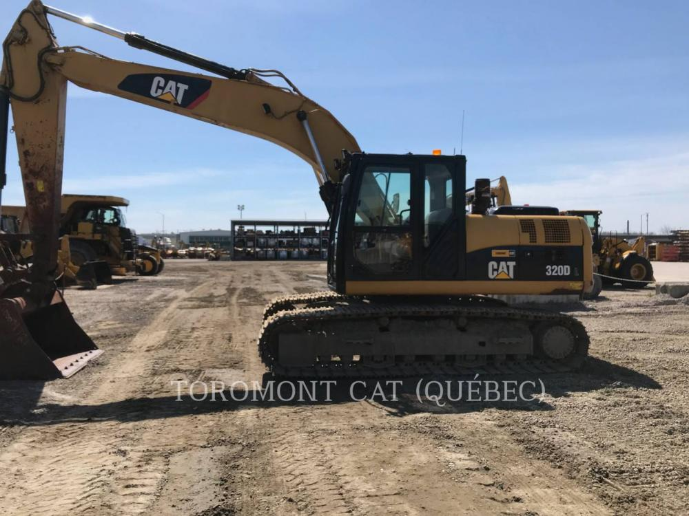 Detail photo of 2014 Caterpillar 320DL from Construction Equipment Guide