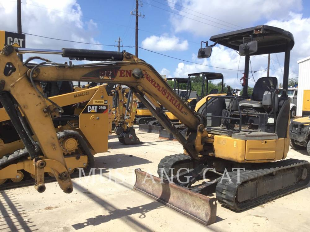 Detail photo of 2007 Caterpillar 303C from Construction Equipment Guide