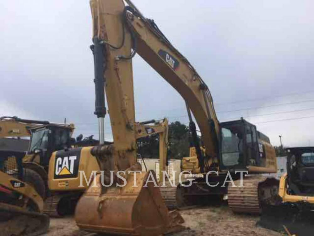 Detail photo of 2014 Caterpillar 349FL from Construction Equipment Guide