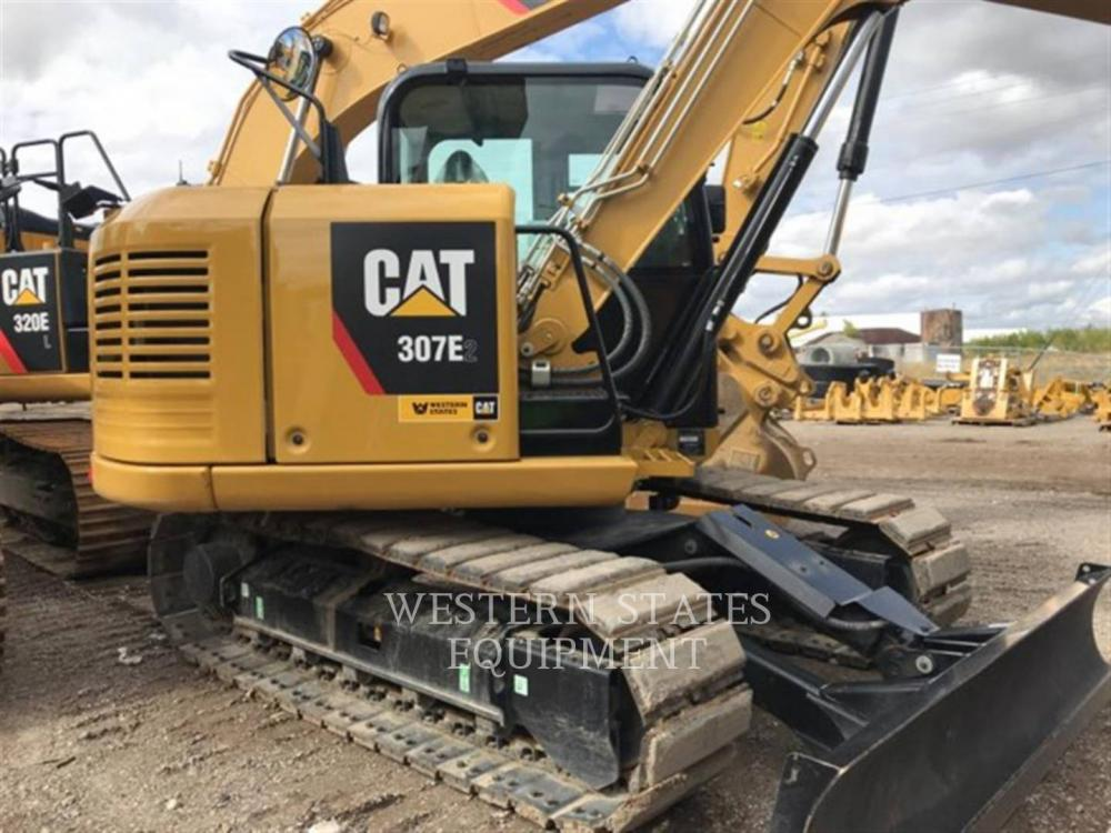 Detail photo of 2018 Caterpillar 307E2 from Construction Equipment Guide