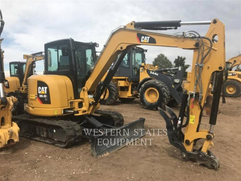 Detail photo of 2018 Caterpillar 305.5E2 from Construction Equipment Guide