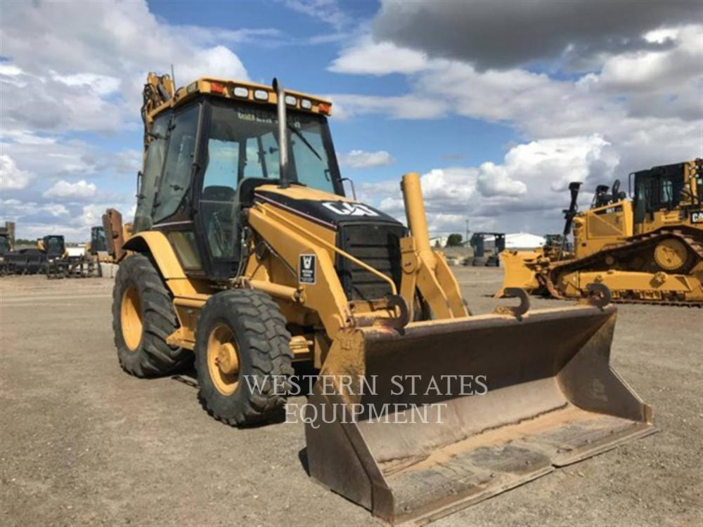 Detail photo of 2004 Caterpillar 430D from Construction Equipment Guide