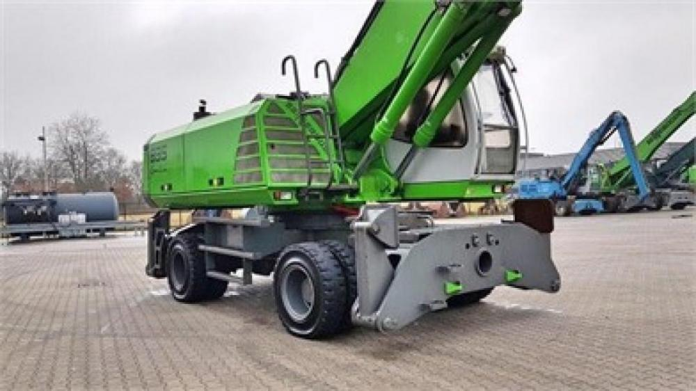 Detail photo of 2014 Sennebogen 835M E from Construction Equipment Guide