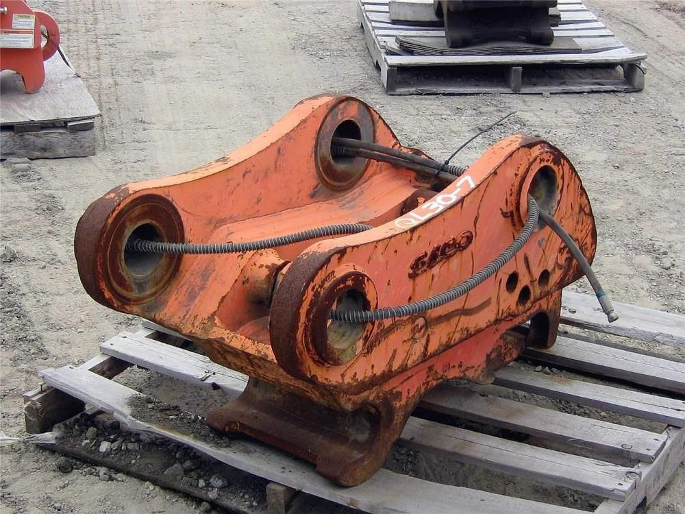 Detail photo of  Esco HJS06101AL from Construction Equipment Guide