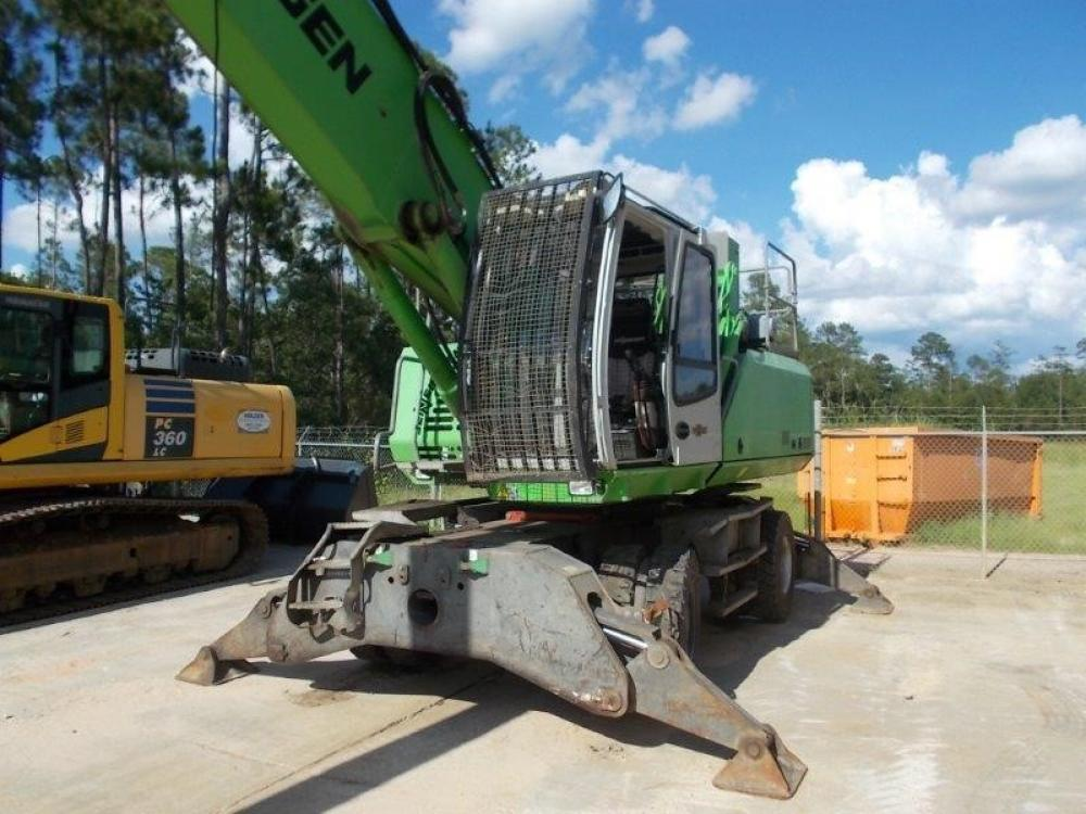 Detail photo of 2013 Sennebogen 830M from Construction Equipment Guide