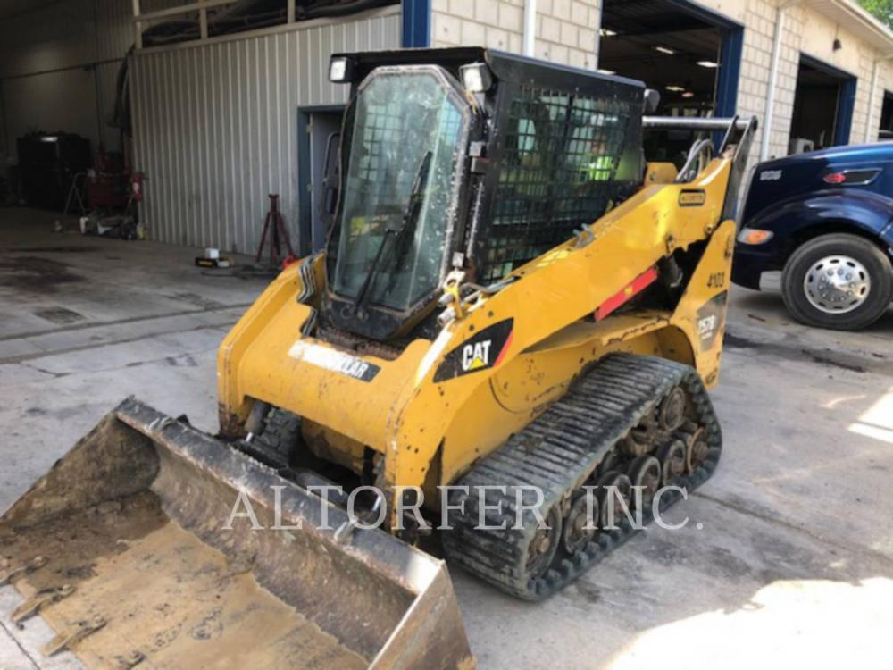 Detail photo of 2013 Caterpillar 257B2 from Construction Equipment Guide