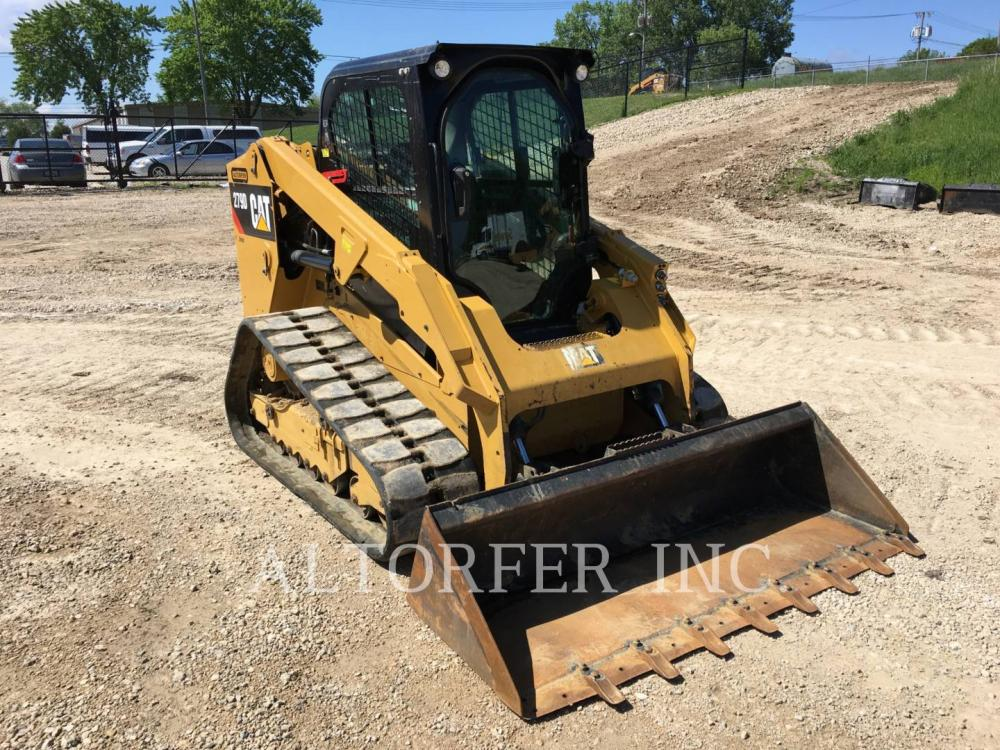 Detail photo of 2015 Caterpillar 279D from Construction Equipment Guide
