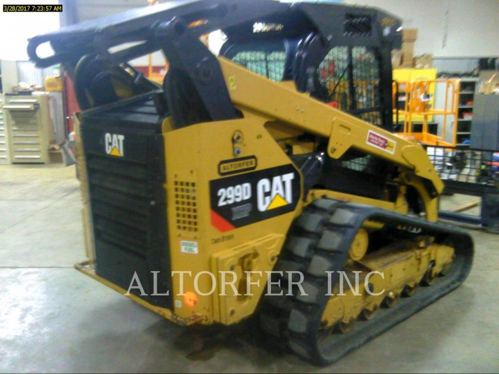 Detail photo of 2015 Caterpillar 299D XHP from Construction Equipment Guide