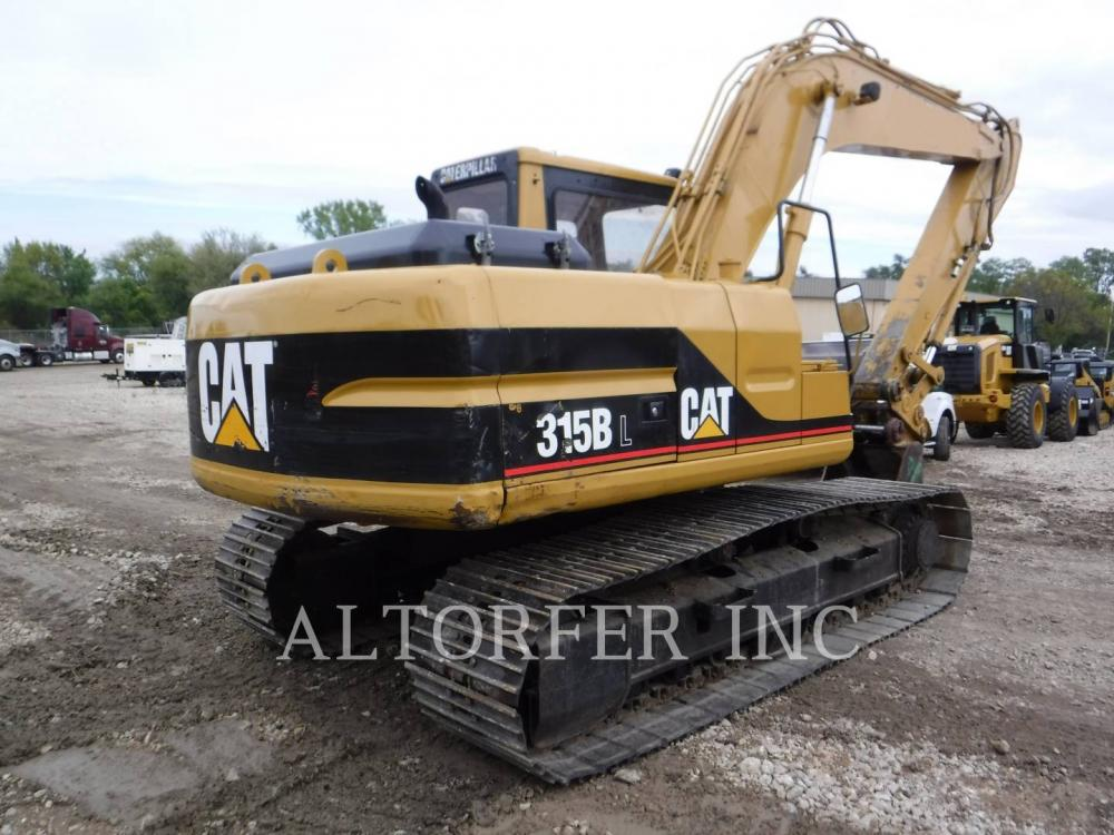 1996 Caterpillar 315L For Sale (19948160) from Altorfer Cat [2090] | CEG