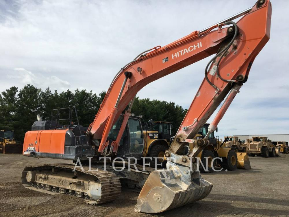 Detail photo of 2016 Hitachi ZX350-6 from Construction Equipment Guide