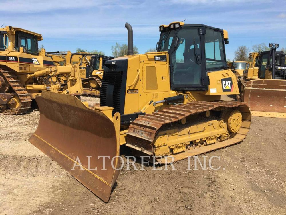 Detail photo of 2016 Caterpillar D6K LGP II from Construction Equipment Guide