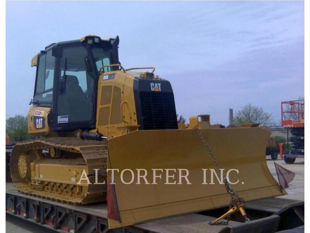 Detail photo of 2017 Caterpillar D5K2 LGP from Construction Equipment Guide