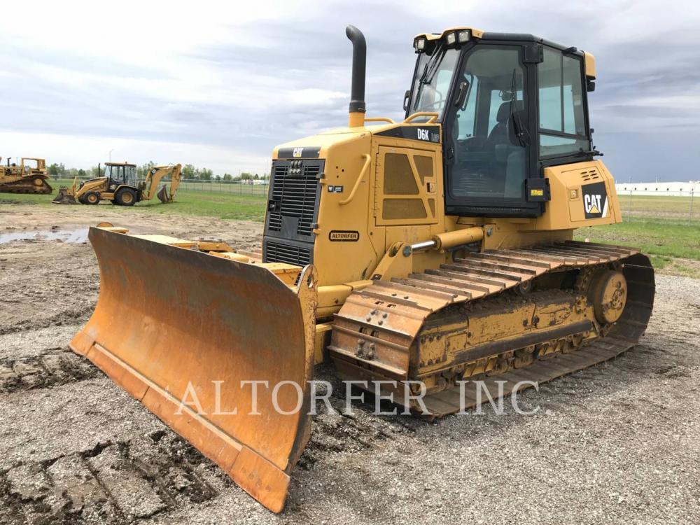 Detail photo of 2011 Caterpillar D6K LGP from Construction Equipment Guide