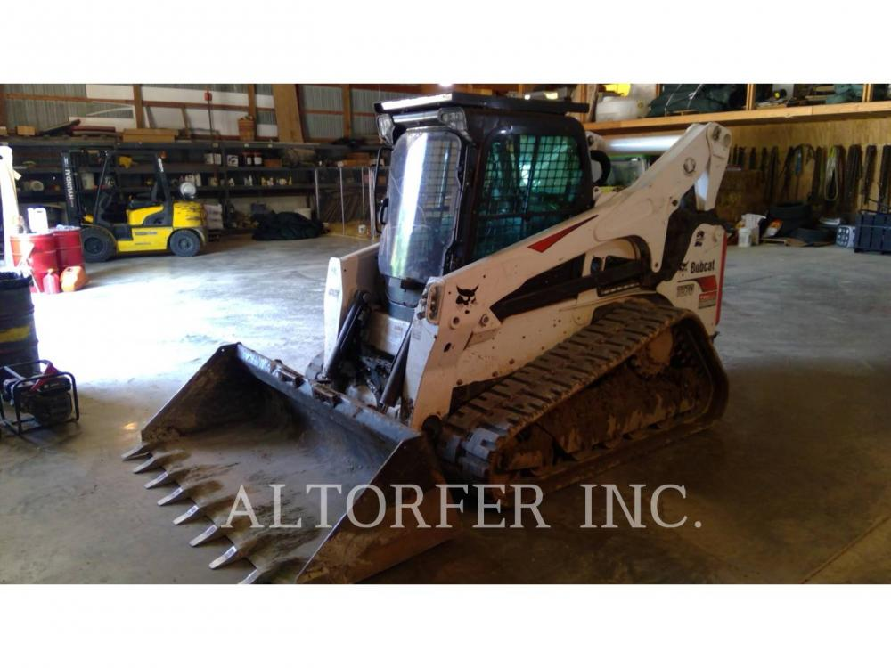 Detail photo of 2017 Bobcat T870 from Construction Equipment Guide