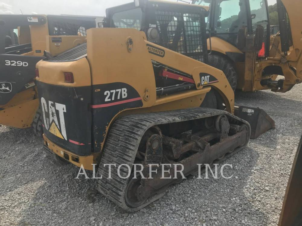 Detail photo of 2005 Caterpillar 277B from Construction Equipment Guide