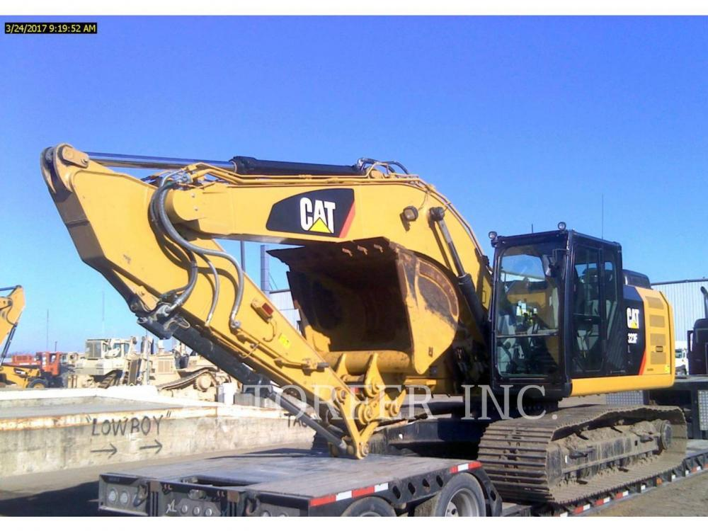 Detail photo of 2015 Caterpillar 323FL from Construction Equipment Guide