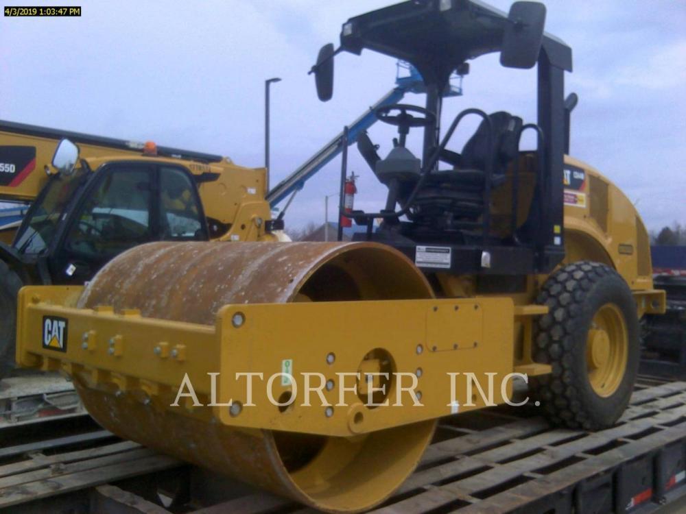 Detail photo of 2017 Caterpillar CS44B from Construction Equipment Guide