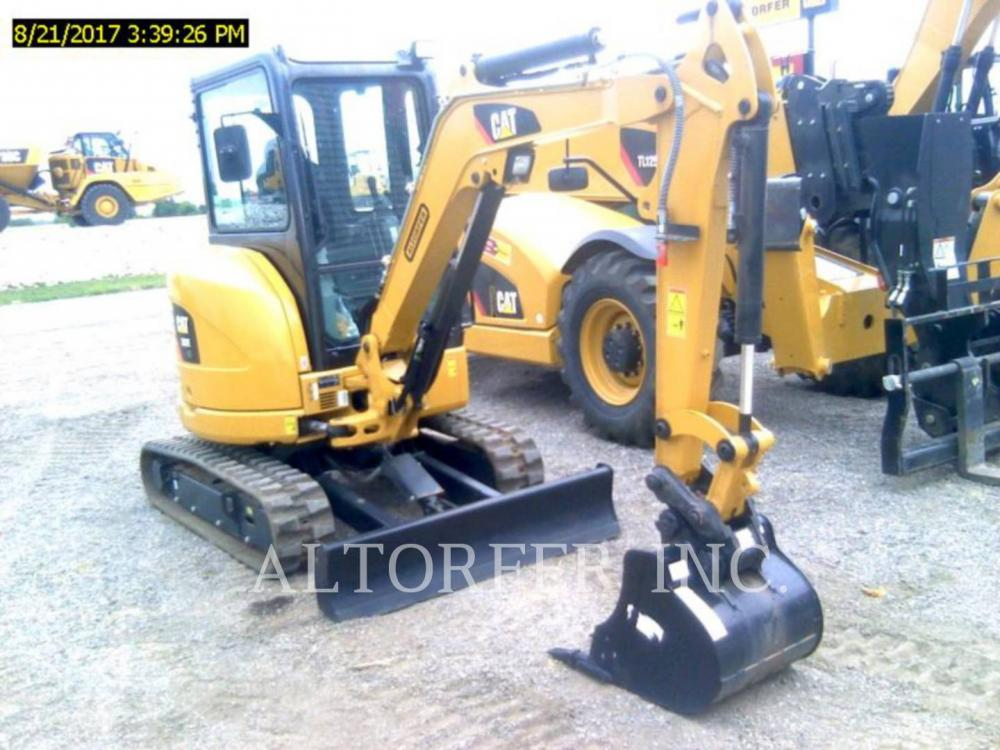 Detail photo of 2016 Caterpillar 303E CR from Construction Equipment Guide