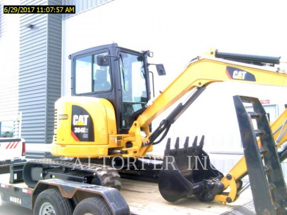 Detail photo of 2017 Caterpillar 304E2 CR from Construction Equipment Guide