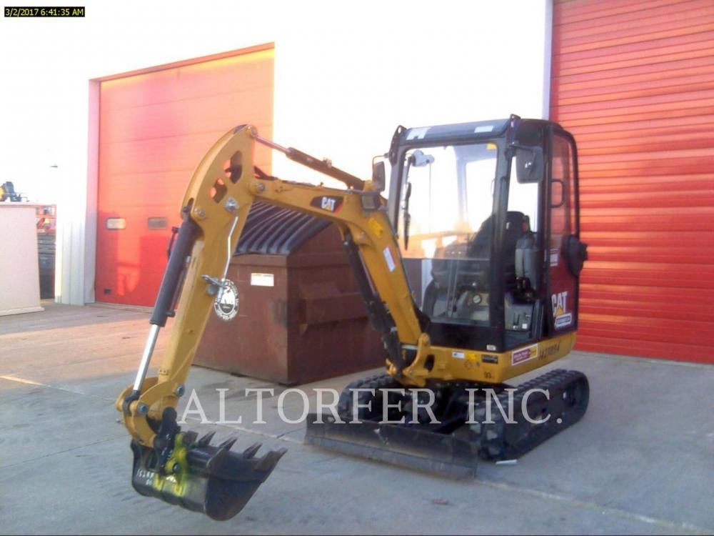 Detail photo of 2014 Caterpillar 301.7D from Construction Equipment Guide