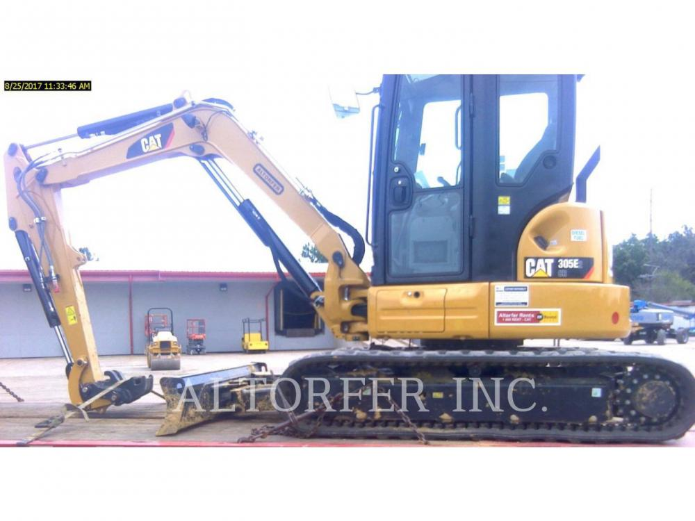 Detail photo of 2017 Caterpillar 305E2 CR from Construction Equipment Guide