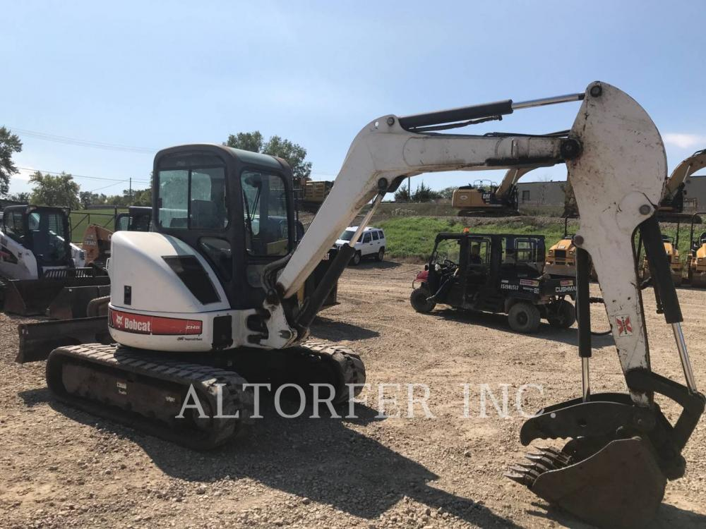 Detail photo of 2006 Bobcat 435 from Construction Equipment Guide