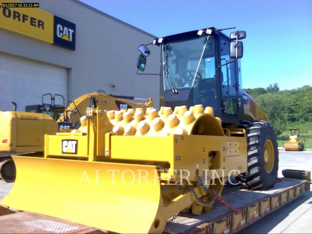 Detail photo of 2017 Caterpillar CP56B from Construction Equipment Guide
