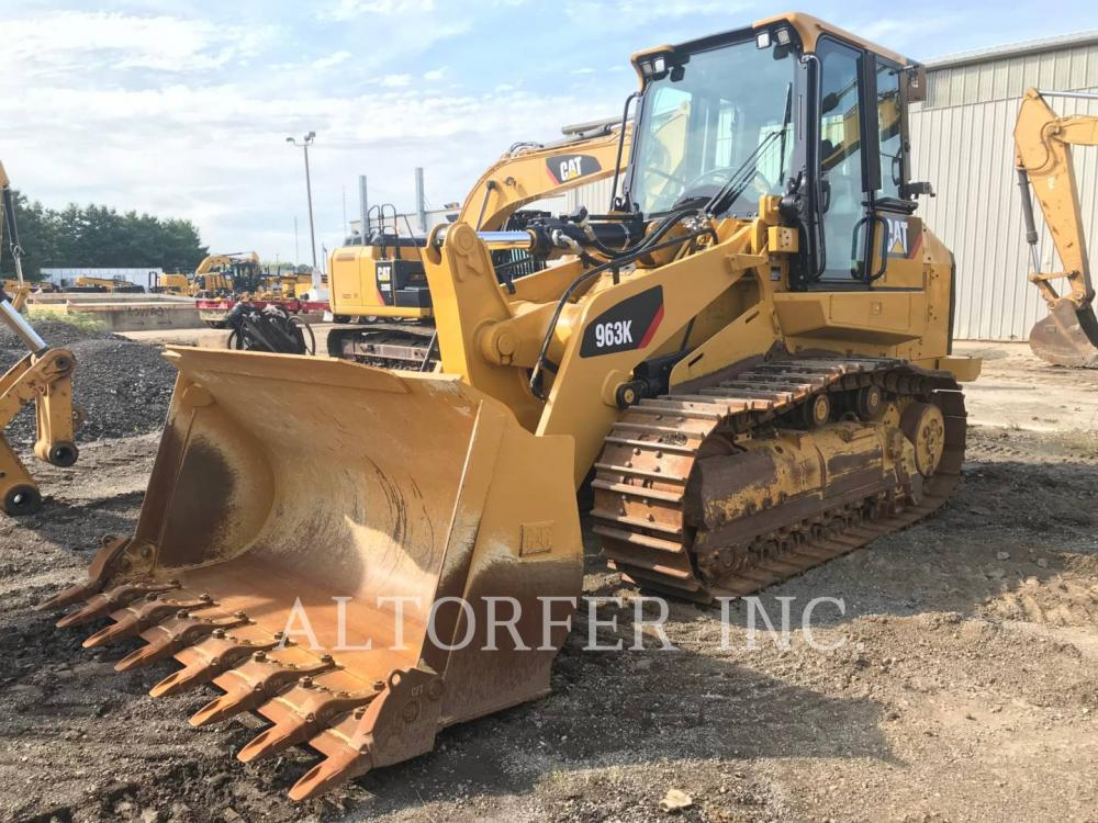 Detail photo of 2017 Caterpillar 963K from Construction Equipment Guide