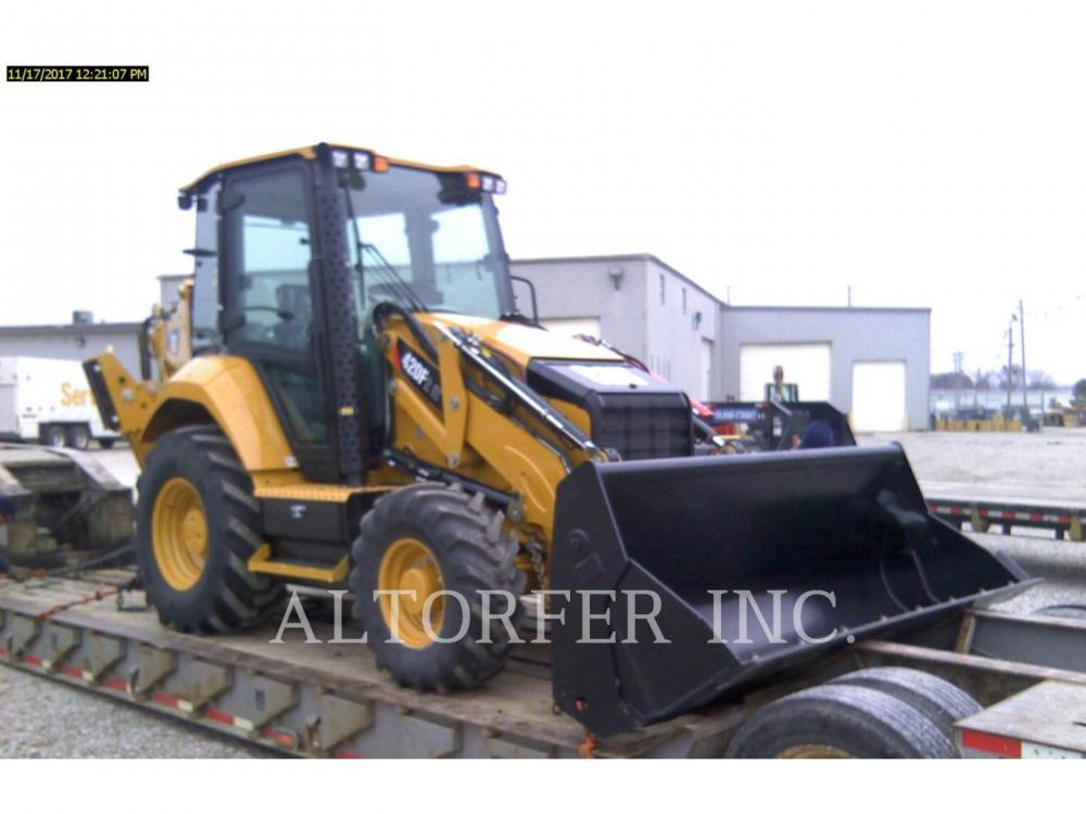 Detail photo of 2018 Caterpillar 420F2 IT from Construction Equipment Guide