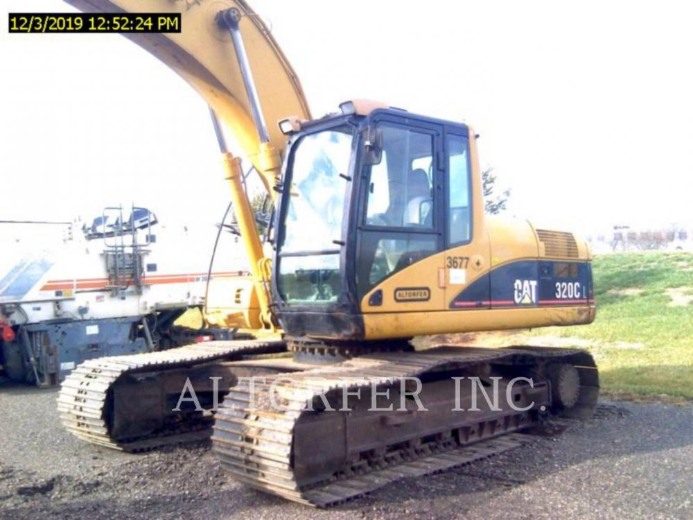 Detail photo of 2001 Caterpillar 320CL from Construction Equipment Guide