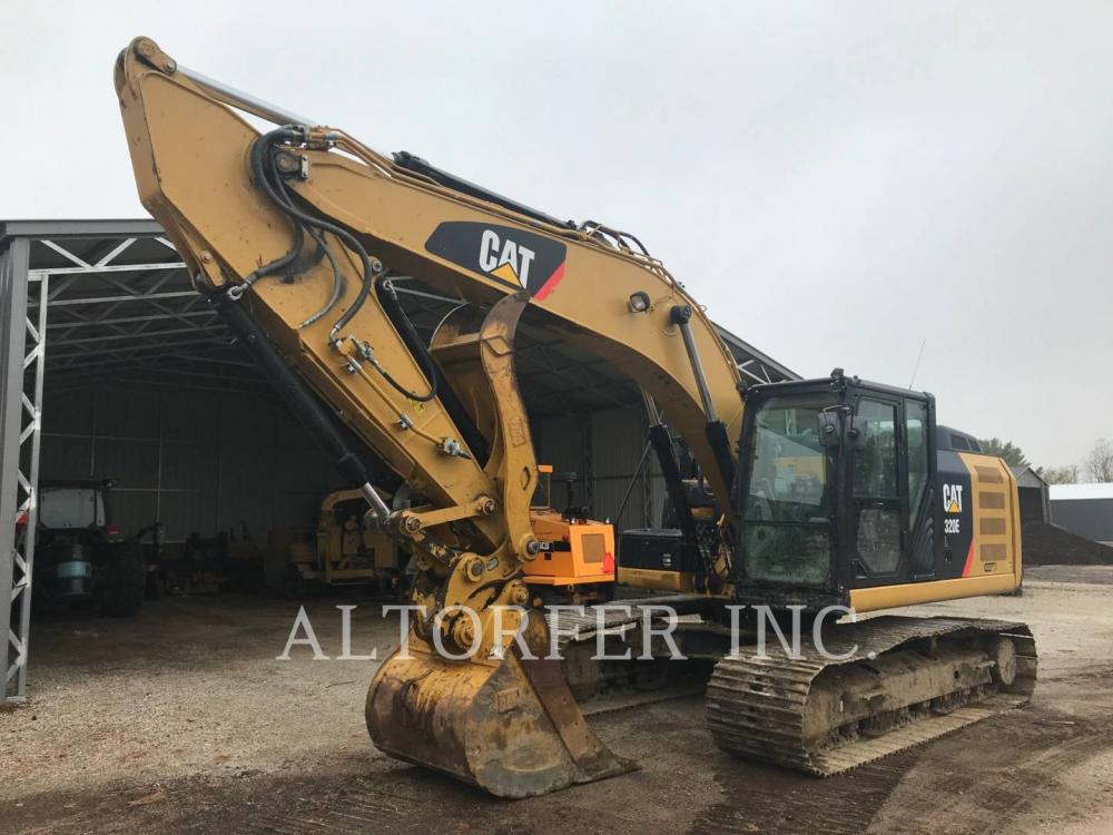 Detail photo of 2013 Caterpillar 320E L from Construction Equipment Guide