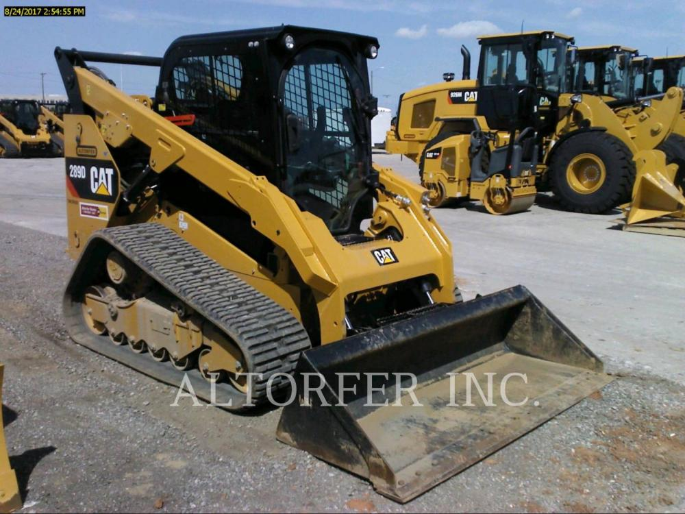 Detail photo of 2017 Caterpillar 289D from Construction Equipment Guide