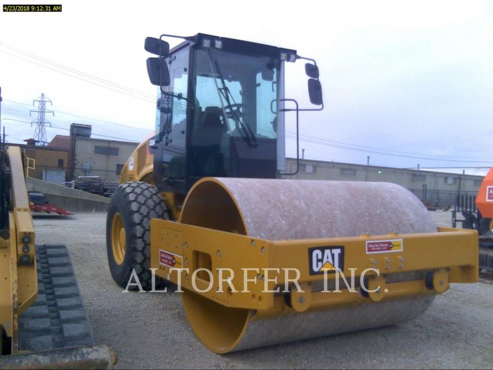 Detail photo of 2017 Caterpillar CS56B from Construction Equipment Guide