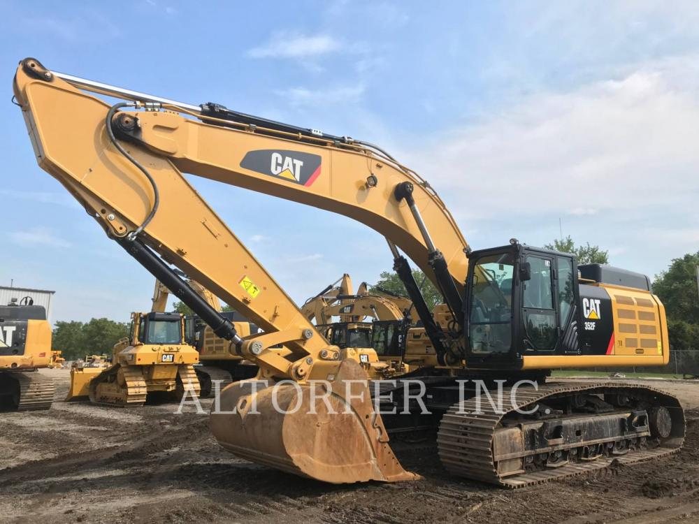 Detail photo of 2017 Caterpillar 352F from Construction Equipment Guide
