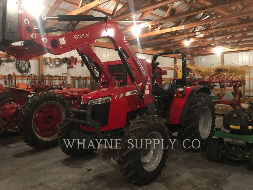 Detail photo of 2015 Massey Ferguson MF4708L from Construction Equipment Guide