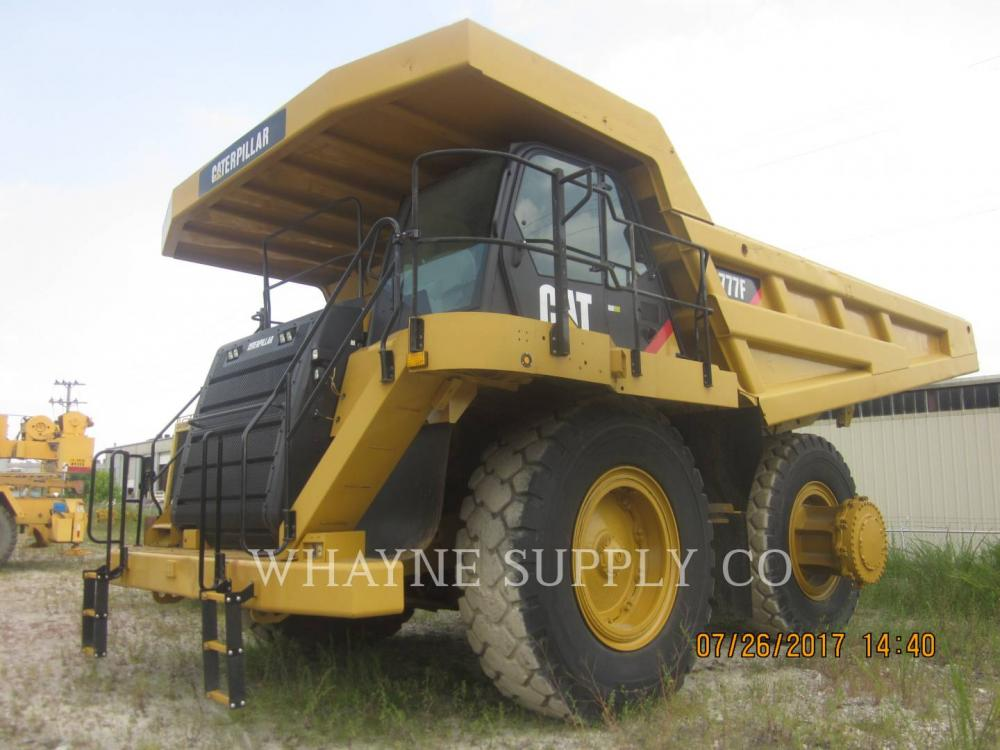 Detail photo of 2009 Caterpillar 777F from Construction Equipment Guide