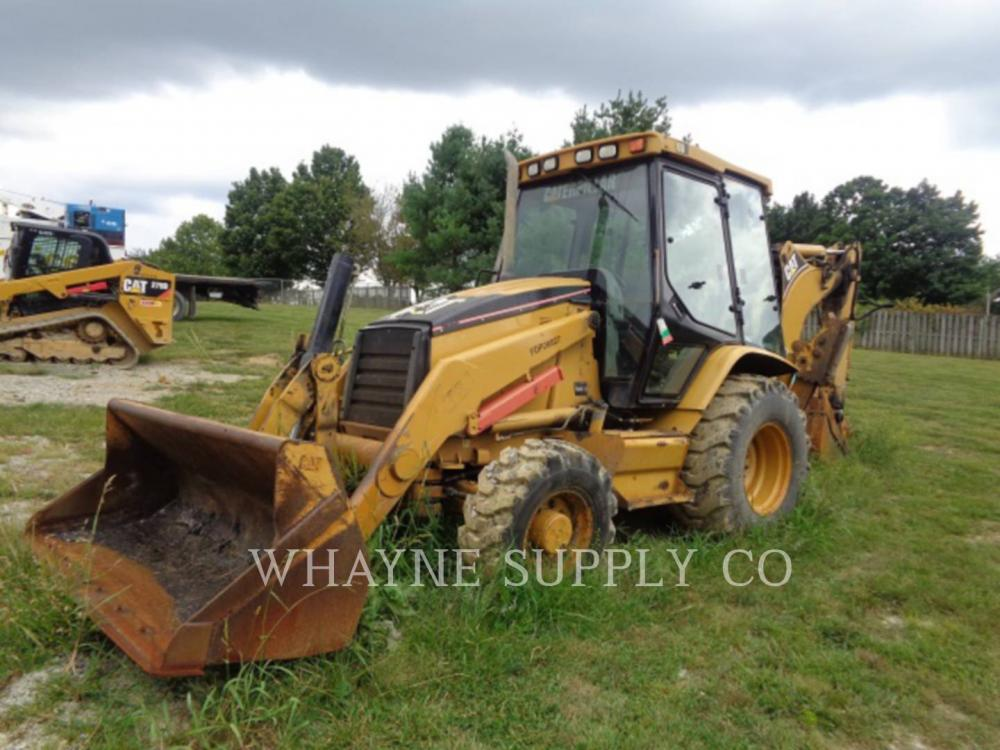 Detail photo of 2006 Caterpillar 420D from Construction Equipment Guide