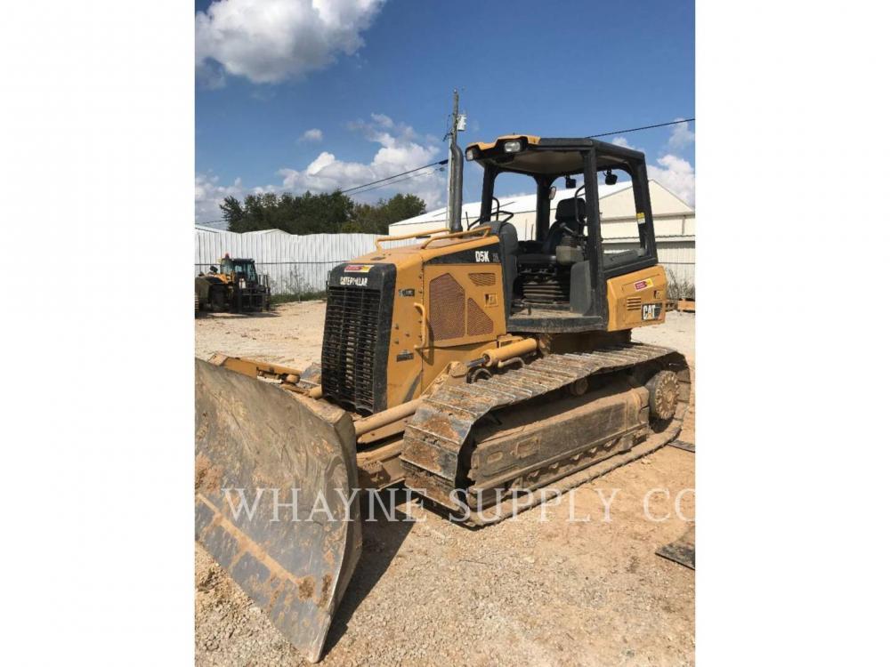 Detail photo of 2011 Caterpillar D5K XL from Construction Equipment Guide