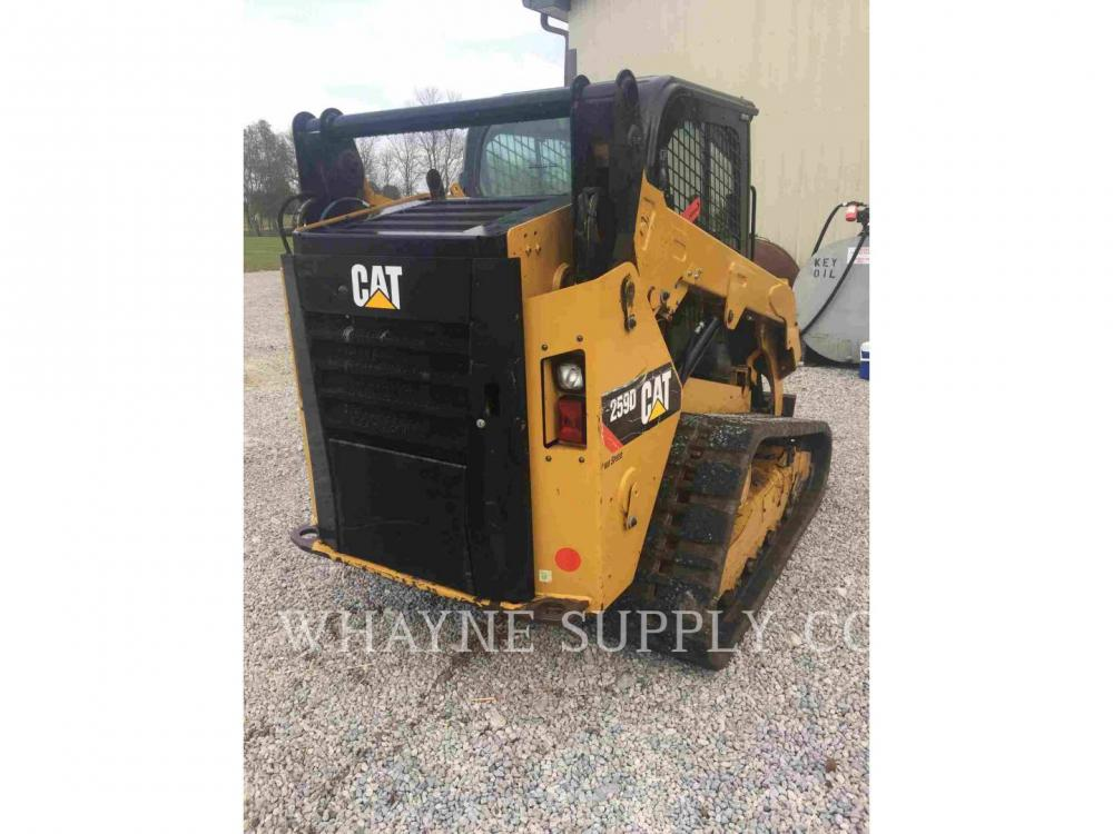 Detail photo of 2016 Caterpillar 259D from Construction Equipment Guide