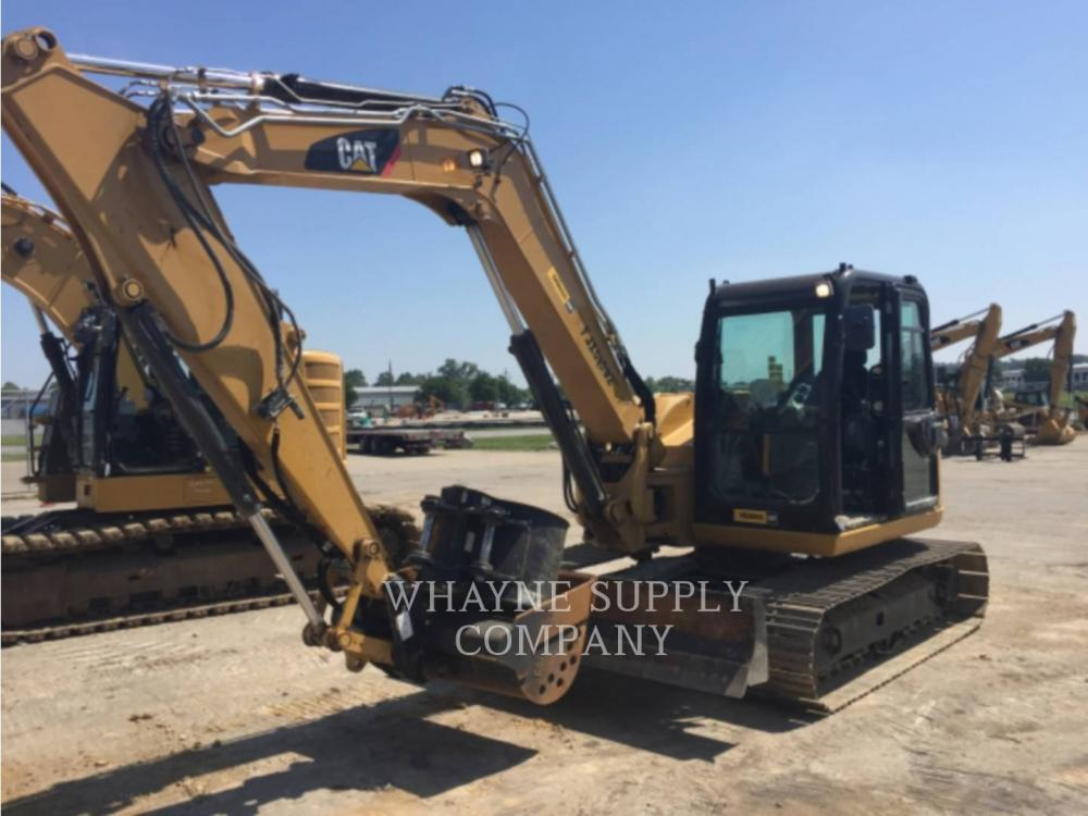 Detail photo of 2015 Caterpillar 308E CR SB from Construction Equipment Guide