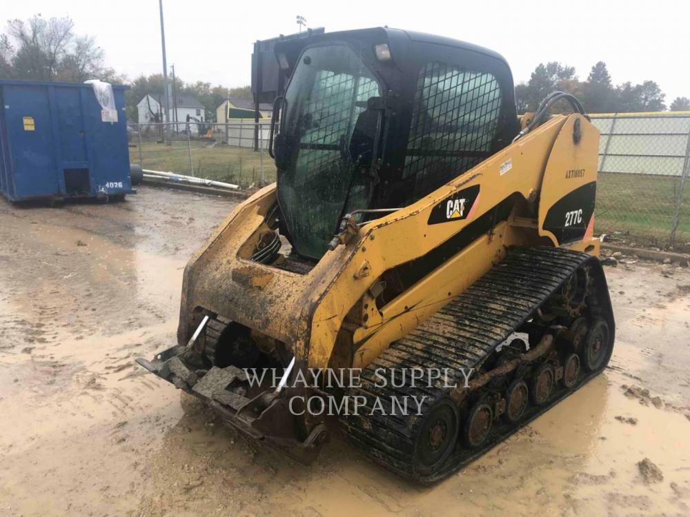 Detail photo of 2007 Caterpillar 277C from Construction Equipment Guide