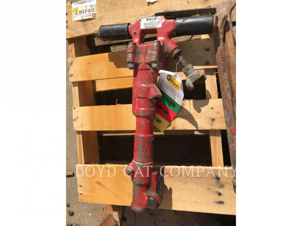 Detail photo of  Tamco PB30 from Construction Equipment Guide