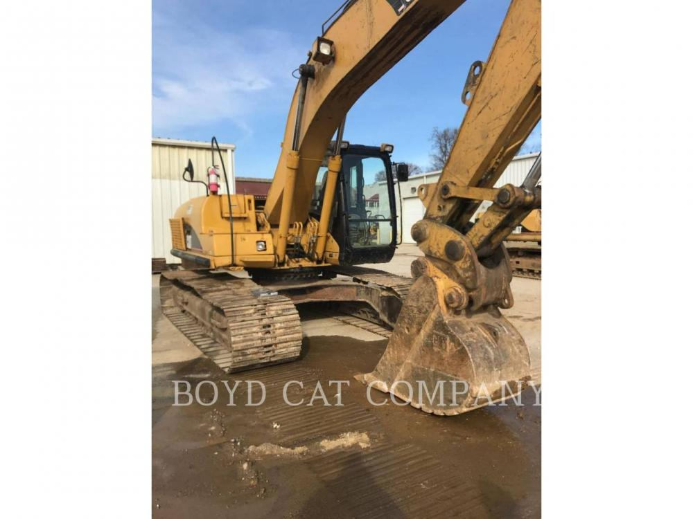 Detail photo of 2006 Caterpillar 320C L from Construction Equipment Guide