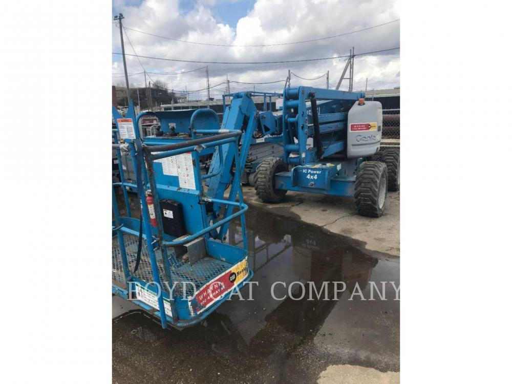 Detail photo of 2011 Genie Z45/25J from Construction Equipment Guide