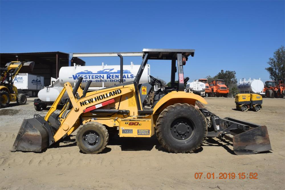 Detail photo of 2015 New Holland U80C from Construction Equipment Guide