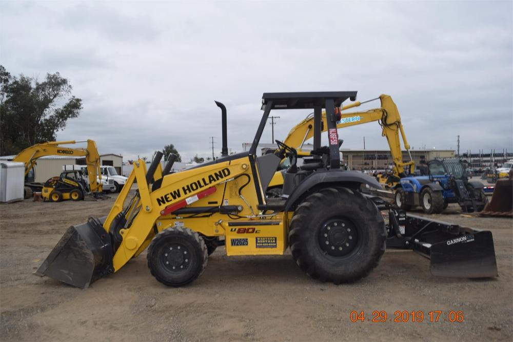 Detail photo of 2017 New Holland U80C from Construction Equipment Guide