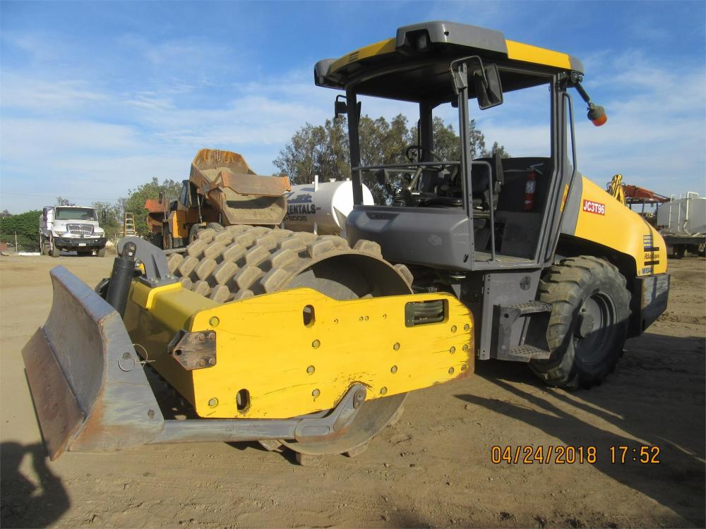 Detail photo of 2014 Dynapac CA1500PD from Construction Equipment Guide